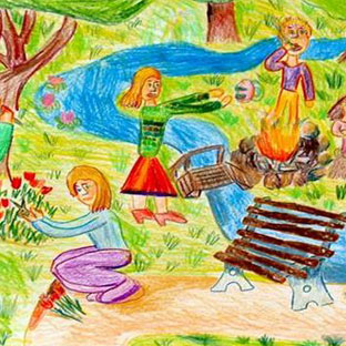 IYAA少儿绘画大赛13 预估拍卖价:CNY170,000