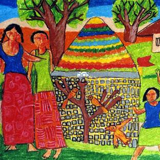 IYAA少儿绘画大赛15 预估拍卖价:CNY230,000